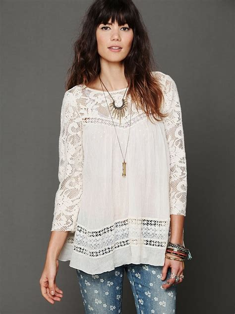 Fashion Freepeople by Free Fp One Golden Age Top Http Www Freepeople