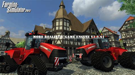 mod game engine more realistic game engine v1 3 61 modhub us