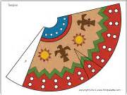 native american teepee printable templates amp coloring