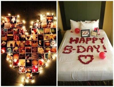 how to surprise your husband in the bedroom suggest some birthday surprises or gifts for husband quora