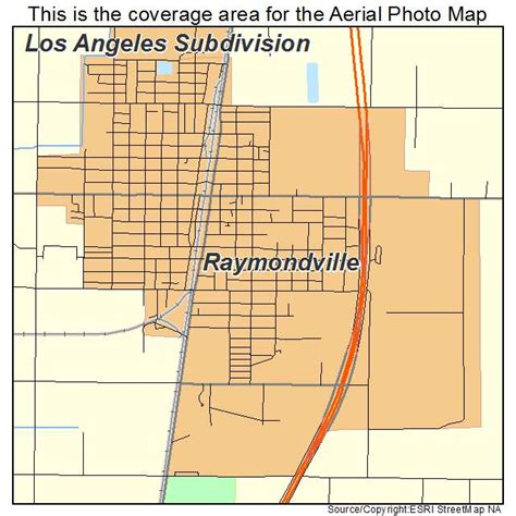 raymondville texas map aerial photography map of raymondville tx texas