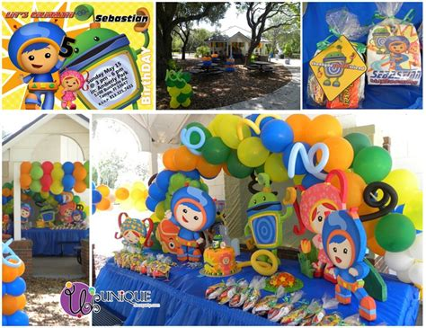 umizoomi at the park ideas