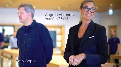 an expose on angela ahrendts has surfaced that takes a