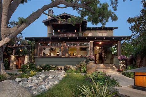 american craftsman architecture in california best in american living award time to build