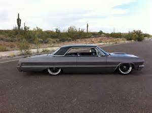 gallery for gt black 64 impala ss