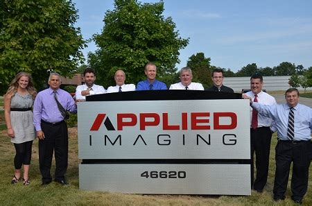 Applied Imaging Novi applied imaging expands into the detroit area applied