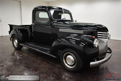 1942 Chevrolet Truck 1942 Chevrolet 406 Sbc Th350 12 Bolt Power Disc Brakes
