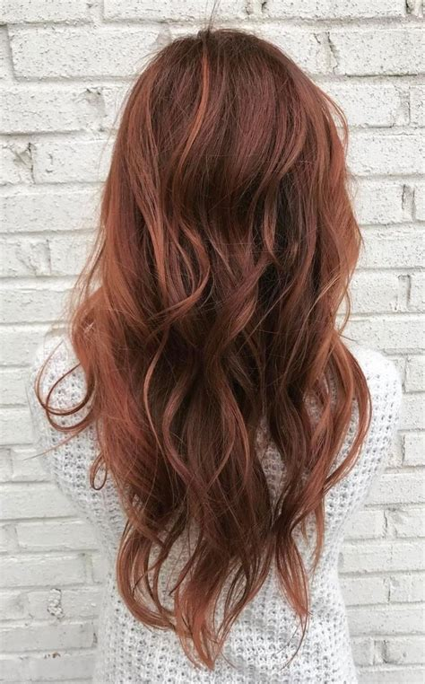 copper hair color best 25 copper balayage ideas on copper