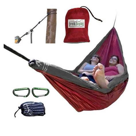 Hammock Kit Trek Light Gear Hammock Plus Hanging Kit 183 Hammocks