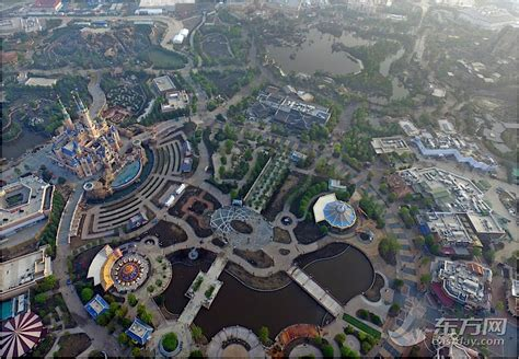 shanghai disneyland and the end