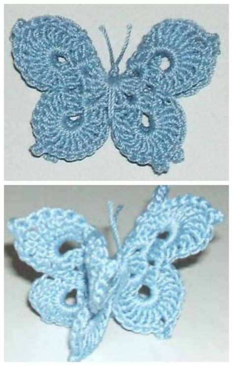 what are these pattern you observe you ll love these crochet butterflies the whoot