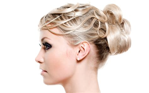 this hairstyle would be so awesome on my joseph he has blondy women hairstyle with awesome back bun will look so