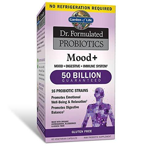Garden Of Dr Formulated Probiotics Mood Garden Of Probiotic And Mood Supplement Dr