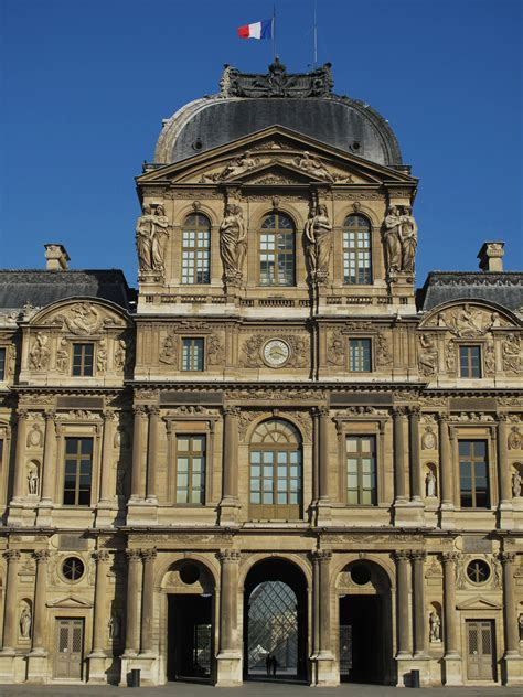 Architectural Software Free file pavillon de l horloge jpg wikimedia commons