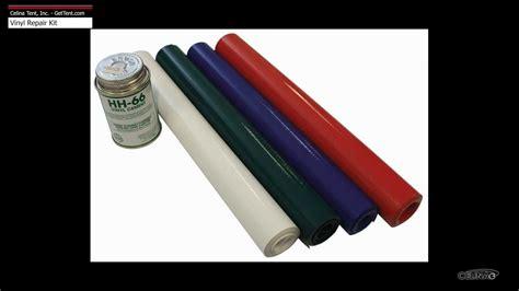 vinyl awning repair kit vinyl repair kit for tents tarps awnings boat covers