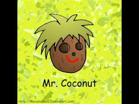 coconut song da coconut nut youtube