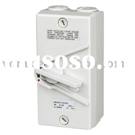 Isolating Switch Clipsal clipsal weatherproof isolating switches for sale price china manufacturer supplier 1391446