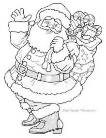 advanced christmas coloring pages kids coloring