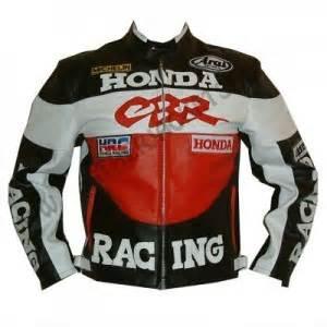 Honda Cbr Jacket Honda Cbr Leather Jacket Motorbike Racing Leather Jacket