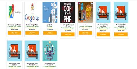 Buku Market Place Shop source code website penjualan buku marketplace foppsi
