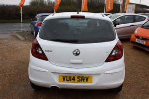 Vauxhall Corsa 14 Used 2014 Vauxhall Corsa 1 4 Sxi Ac 5d 98 Bhp For Sale In
