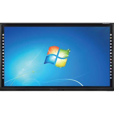 New Sn98 A starboard solution 98 quot uhd interactive flat panel te sn98