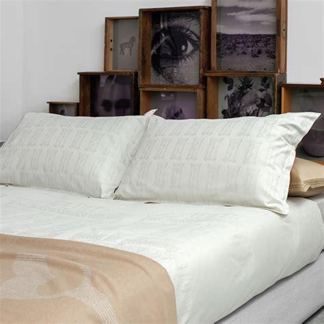 king bed linen sale trussardi palazzo trussardi duvet set ivory