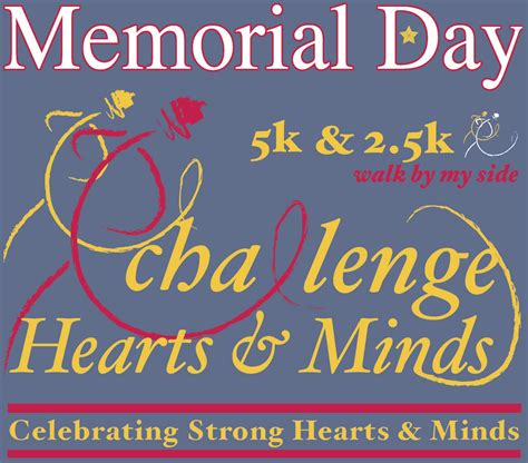 hearts and minds challenge challenge hearts and minds 5k