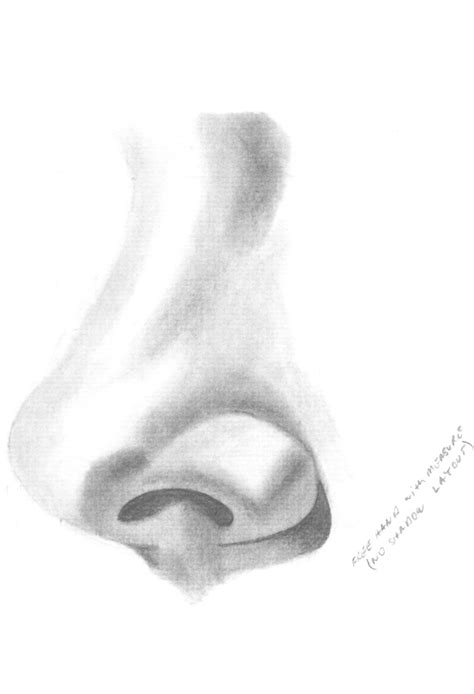 Drawing Noses by How To Learn To Draw And Paint Portraits Harry Fredman Method