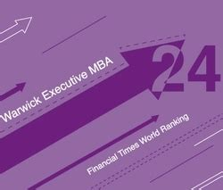 Warwick Business Mba Ranking by Wbs Executive Mba Hits The Global Top 25 And Is 2nd In The