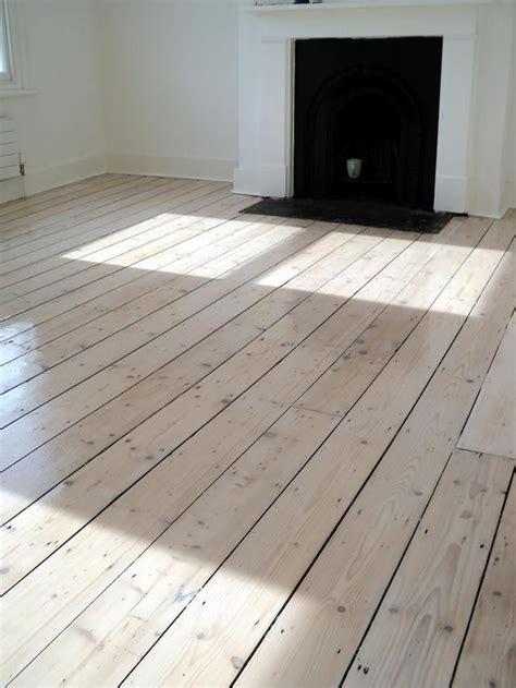 pine esszimmertisch original pine floor after sanding staining with white