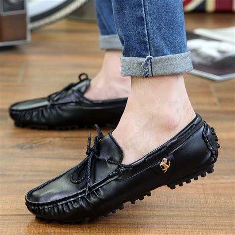 Sepatu Adidas Slop Corbel Navy 5 2015 sale summer s leather loafers slip on sport