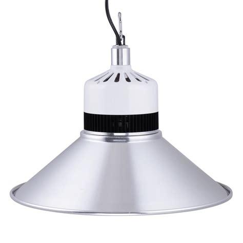 Warehouse Light Fixtures Led High Bay Warehouse Light Bright White Fixture Factory Commercial Lighting Ebay