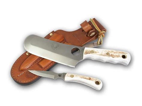 alaskan knives knives of alaska knife set stag handles