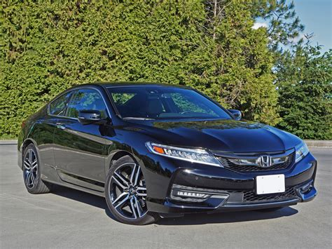 2016 Honda Accord Coupe Review by 2016 Honda Accord Coupe Touring V6 Road Test Review