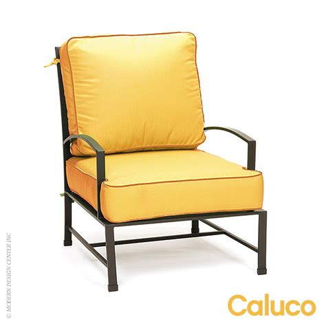 Caluco Patio Furniture San Club Chair Set Of 2 Caluco Patio Furniture Metropolitandecor