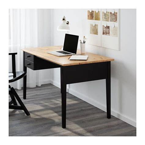 kullaberg desk pine black 110x70 cm ikea 1000 images about ikea on pinterest modern table ls