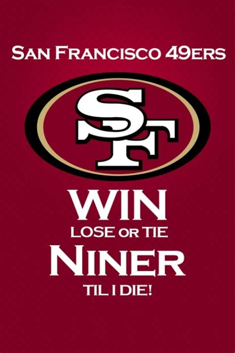 win lose or tie niners