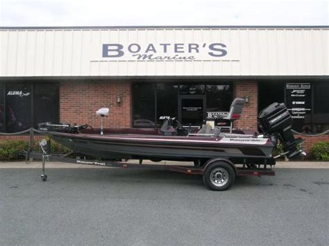 ranger boats for sale in nc used ranger boats for sale in north carolina boats