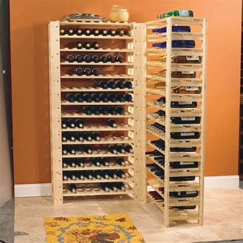 home wine storage 126 bottle swedish wine rack