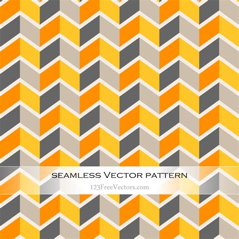 free chevron pattern vector illustrator vector colorful seamless chevron pattern abstract