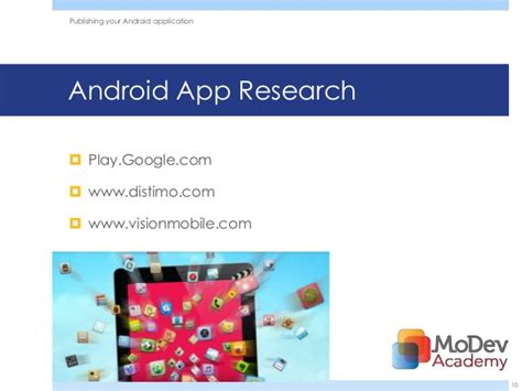publish android app ii 1500 publishing your android application