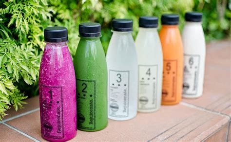 Detox Juice Cleanse Singapore by Rejuicenate Singapore S Organic Cold Pressed Juice