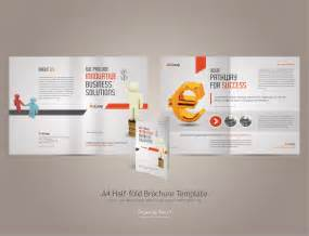 Half Fold Brochure Template Free by 26 Half Fold Brochures 25 Psd Vector Eps