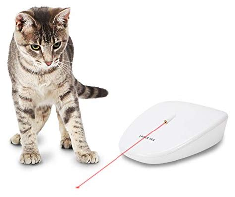 pixnor pet laser pointer  cats automatic rotating catch