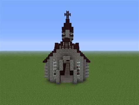 House Blueprint Ideas A Gothic Church Minecraft Project