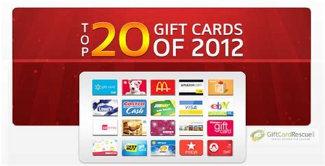 The Best Gift Cards - top gift cards best gift cards to buy the budget fashionista