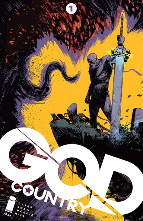 God Country the coolest comic news of new york comic con 2016