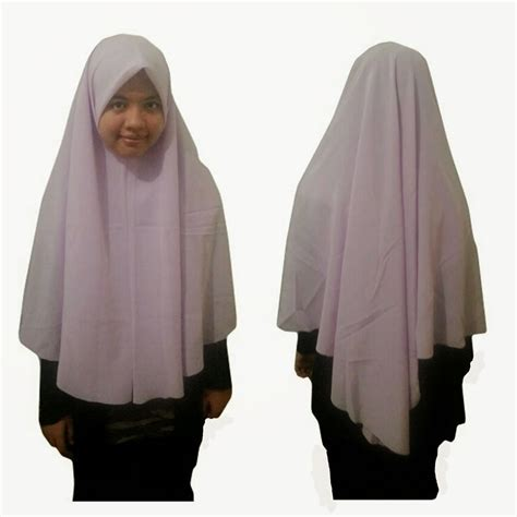 jilbab wolfis preloved efen family preloved jilbab tudung labuh bulat sold out