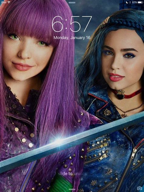 Evie And Me by Mal And Evie Disney Descendants Disney